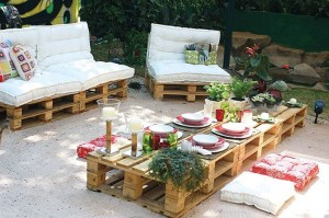 pallets-patio